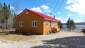 Gorgeous cabin on Sandy Lake Howley!