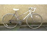 "Ladies Raleigh Panache road bike 21"" frame"