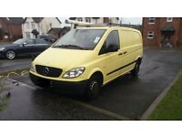 Finance NO VAT 07 77k miles Vito MAY PART EXCHANGE