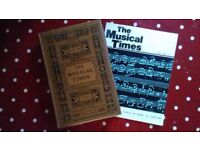 Musical Times Magazines