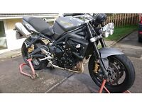 Triumph Street Triple R Low miles PX and delivery possible