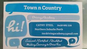 Town N Country Driving Academy Wanneroo Wanneroo Area Preview