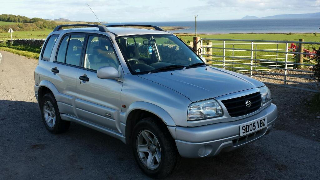 suzuki grand vitara 05 plate quot low milage quot in rothesay argyll and bute gumtree