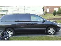 Grand voyager 2001