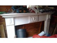 Fireplace surround FREE!
