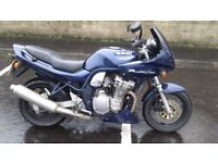 Suzuki bandit gsf600 1999 for swap for a 1000cc