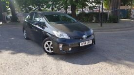 Toyota Prius 2014 (64 Plate) for Sale T Spirit Navigation PCO UBER Ready Finance Available