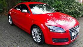 2007 Audi TT Coupe 2.0L stunning car with extras