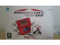 *RARE* Sealed Unopend Nintendo Ds Lite Mariokart Edition Classic Pack