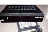 ZGE MA H.2H Satellite receiver