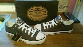 New dunlop canvas shoes.