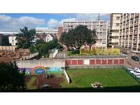 SWAP ONLY: 2 bed large maisonette in city centre for swap