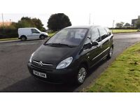 Citroen Xsara Picasso 1.6i LX 2007,1 Years MOT,Very Clean,Drives Well,Trade In To Clear