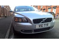 VOLVO S40 SILVER WITH TURBO ISSUE
