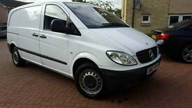 * * * FANTASTIC MERCEDES VITO 111CDI! ONLY 98K MILES! 2 PREV. OWNERS! NEW BRAKES AND SERVICE! * * *