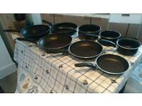 Pans and Pots, Grill and Fry