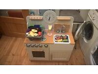 John Lewis Country Play Kitchen, Toy Kitchen, Kids Kitchen, Childs Kitchen