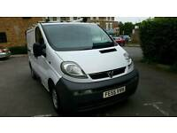 Vauxhall vivaro rare twin side door 55 reg