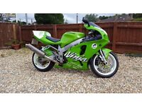 Kawasaki zx7r not r6 cbr zx6r gsxr poss swap