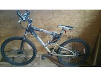 Exile mountain bike