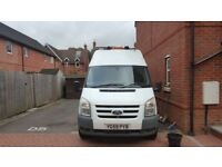 Top spec ford transit spares or repairs
