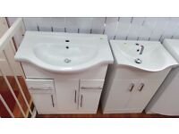 Bathroom Cabinet Vanity Unit Bathroom Drawer Basin Drawer Storage