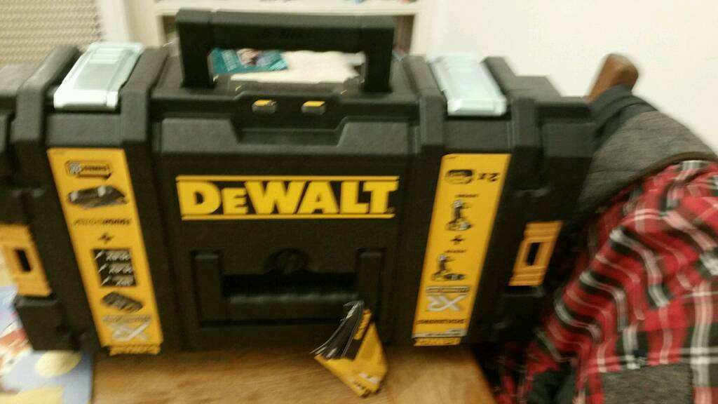 DeWalt combination set
