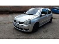 2005 RENAULT CLIO RENAULTSPORT 182 16V CAMMED PROJECT TRACK