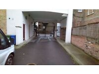 Open-air parking space to rent in secure gated area - CCTV covered - off Kings Road, Fulham