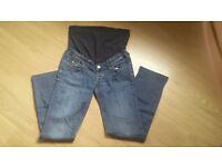 Maternity jeans overbump H&M MAMA 40euro size
