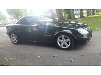 Mercedes slk kompresser convertible supercharged 2003