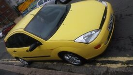 2000 reg Ford Focus for sale