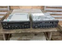Car radio cassettes