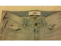 Hollister jeans 29waist