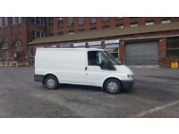 ford transit swb 2006 in good condition inside and out 100 psi