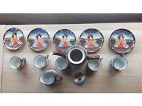 Japanese tea set   Stuff for Sale - Gumtree