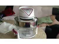 Cookworks digital halogen oven