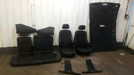 Bmw 1 series 5dr seats