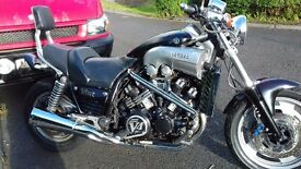 Yamaha vmax 1200 full power.