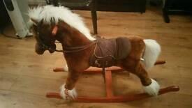 Kids Rocking Horse - large
