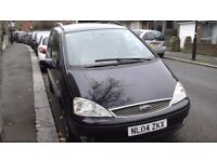 FORD GALAXY 2.3 2004 AUTO GOOD RUNNER. RELIABLE FAMILY CAR.MOT UNTIL JUNE 2018