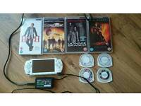 Sony PSP Bundle including 1000 retro games