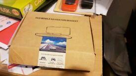 HUD Mobile Navigation Bracket for car
