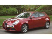 Alfa Romeo Giulietta 1.6 JTDM-2 Lusso Hatchback 5dr Diesel, 1 OWNER FROM NEW, FULL ALFA S/HISTORY