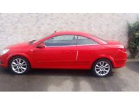 Vauxhall ASTRA Convertible 1.8 for sale, full service history, low mileage see photo,