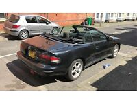 Toyota Celica Convertible Automatic 2.0 Petrol