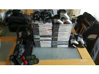 Ps2 games and accessories