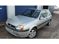 2002 FORD FIESTA FREESTYLE 1.25 A/C 95K NEW MOT P/X TO CLEAR BARGAIN IDEAL FIRST CAR