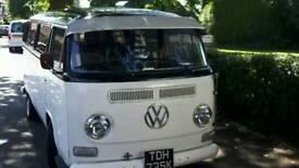 volkswagen campervan t2 1972 mot and tax exempt