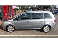 Immaculate Vauxhall Zafira Design Edition 2007 1.9 CDTI Diesel a must-see !!